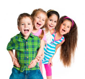 Nauka tańca poprzez zabawę - taniec towarzyski dla przedszkolaków